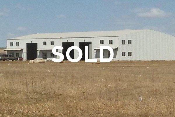 12000 SF Building - SOLD
