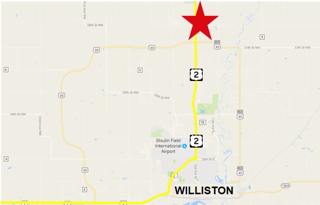 Commercial Property For Sale In Williston Nd
