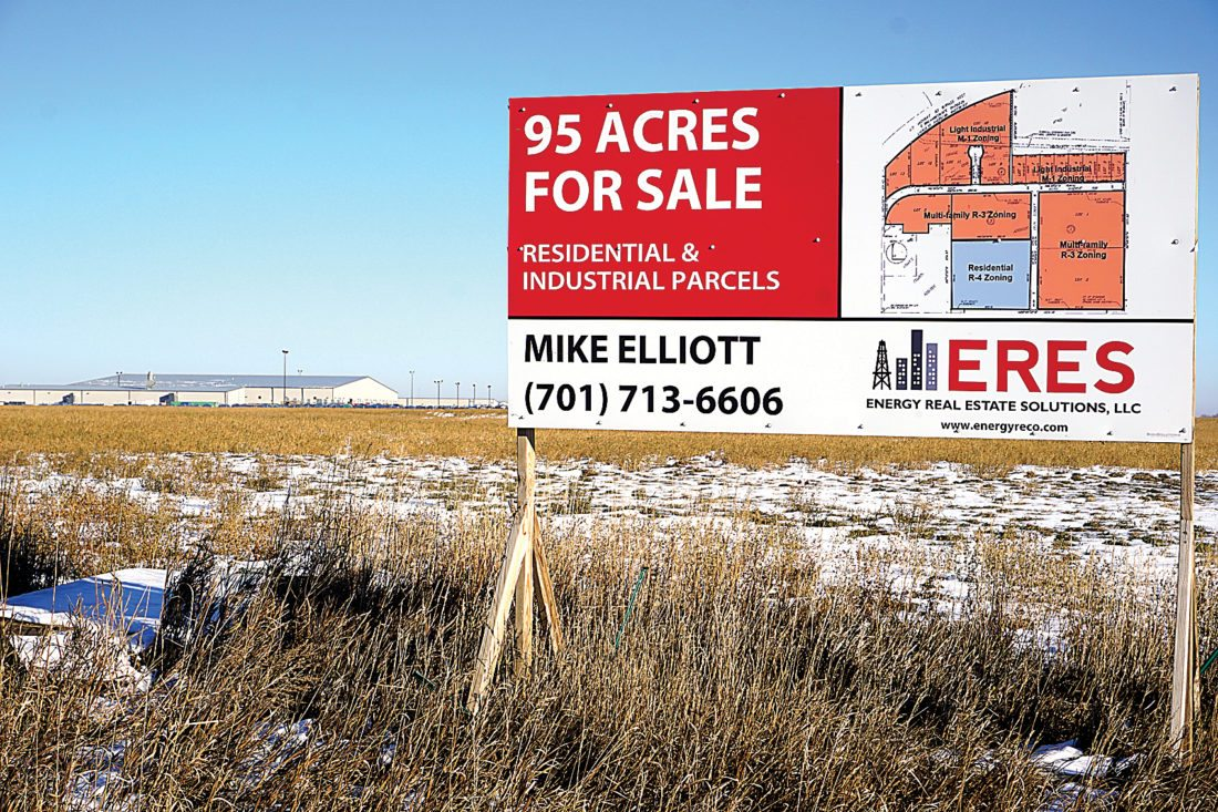 minot commercial real estate