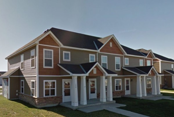 stanley nd townhome